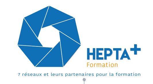 Logo Hepta+